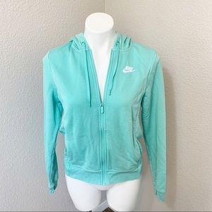 3/$25 Nike Zip Up Jacket With Hood